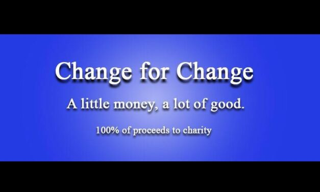 Change for Change to host huge garage sale to benefit two local charities